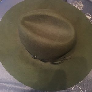 Old navy green hat